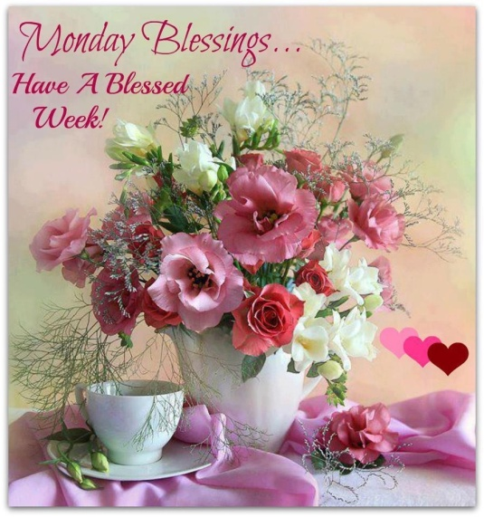 BLESSING TO MY BLOG READERS