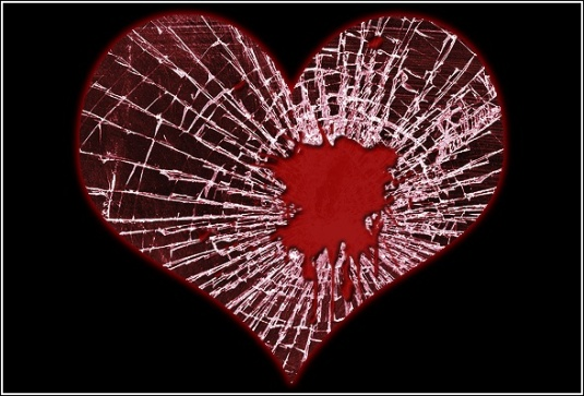 THE SHATTTERD HEART