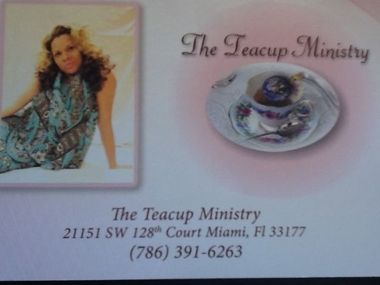The Teacup Ministry Inc.